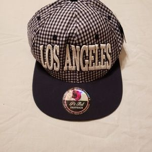 "Pit Bull ""Los Angeles"" baseball cap New"